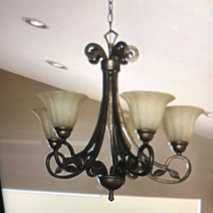 Ceiling light chandelier for Sale in Carson, CA