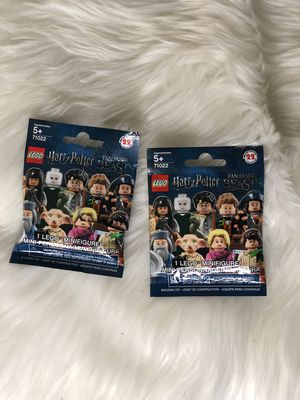 Lego Harry Potter Series 1 Minifigure Mystery package and Cho Chang #7 71022 for Sale in San Antonio, TX