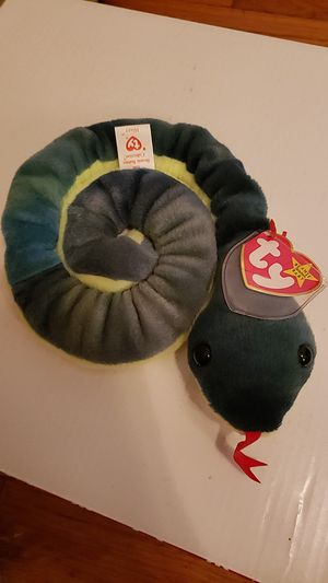 Hussy (snake beanie baby) for Sale in East Wenatchee, WA