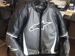 Alpinestars leather jacket for Sale in Avondale, AZ