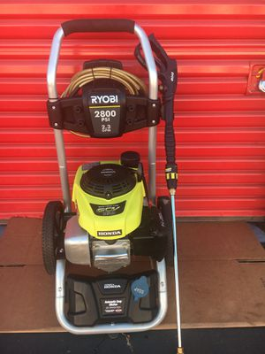 2800 PSI, 2.3 GPM, 160cc HONDA GAS POWERED PRESSURE WASHER for Sale in Redlands, CA