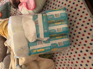 Newborn diapers 170 for Sale in Compton, CA