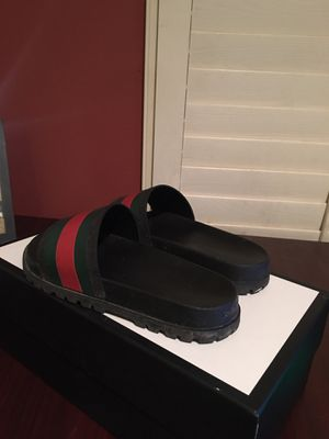 Gucci Slides for Sale in March Air Reserve Base, CA