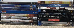 DVD/Blu-Rays for Sale in Costa Mesa, CA