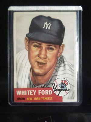 Baseball card for Sale in Modesto, CA