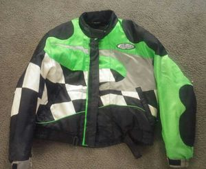 Motorcycle Bike Protective Gear Riding Jacket Mens' for Sale in Levittown, PA
