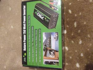 DC to AC Power Inverter 750/1500 Watt for Sale in Bakersfield, CA