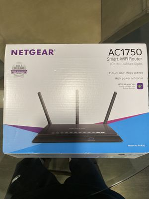 AC1750 Smart WiFi Router for Sale in Chula Vista, CA