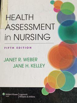 Health Assessment In Nursing for Sale in Portland,  OR