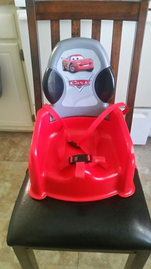 Disney Pixar Cars Booster Seat for Sale in Clarksville, TN