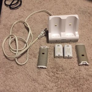 NYCO Wii Charging Station for Sale in Austin, TX