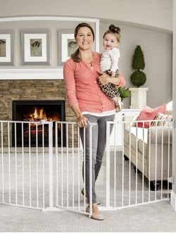 Regalo 76 Inch Super Wide Baby Gate for Sale in Henderson, NV