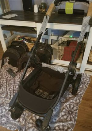 Brand new city jogger lux double stroller for Sale in Bakersfield, CA