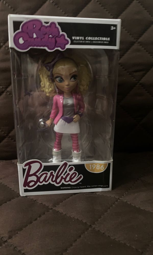 1986 collectible barbie