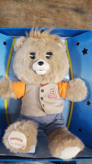 Teddy ruxpin storytelling bear for Sale in Oakland Park, FL