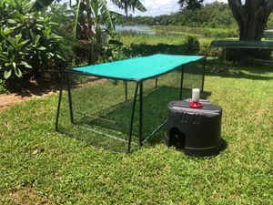 Mini coop and Tractor for Sale in Aloma, FL