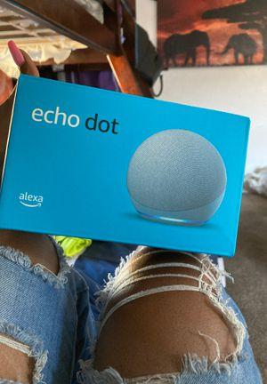 Echo Alexa dot for Sale in Oakland, CA