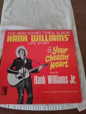 Hank Williams Records for Sale in Hudson, FL