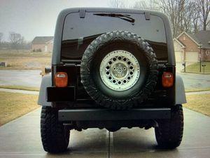 Perfectlyy2OO3 Jeep Rubicon AWDWheelsCleanTitle for Sale in Copley, OH