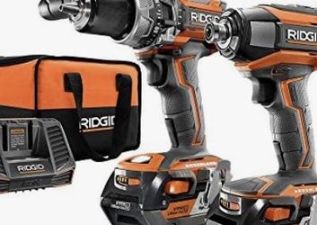 Rigid Octane Brushless Hammer/Drill Driver Lithium Cordless for Sale in Bakersfield,  CA