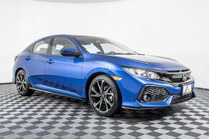 2018 Honda Civic Hatchback for Sale in Lynnwood, WA