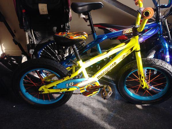 Mongoose kid bike