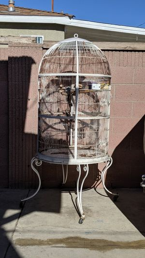 Parrot/ Bird Cage for Sale in South Gate, CA