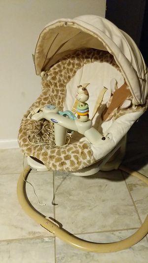 Free baby swing for Sale in Rockville, MD
