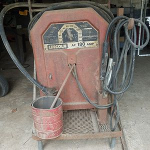 Lincoln arc welder for Sale in Magnolia, TX