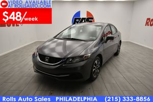 2014 Honda Civic Sedan for Sale in Philadelphia, PA