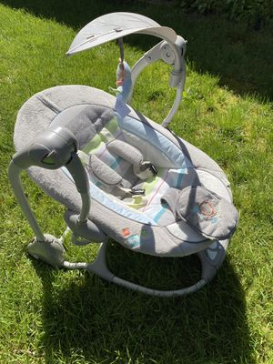 Baby Swing - Ingenuity Battery Portable Swing for Sale in Forest Grove, OR