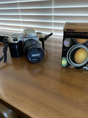 Nikon N60 film camera - lightly used. for Sale in St. Cloud, FL