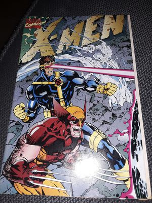 collector's edition X-Men comic book volume 1 number 1 October 1991 comic book for Sale in D'Iberville, MS