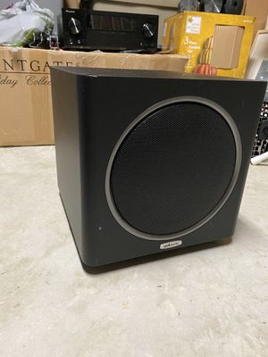 Polk Audio Subwoofer - PSW110 for Sale in Ellicott City, MD