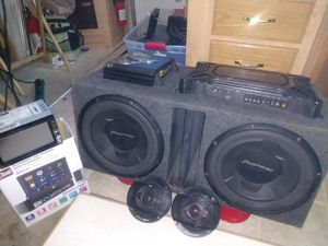 Car Stereo system for Sale in Terrell, TX