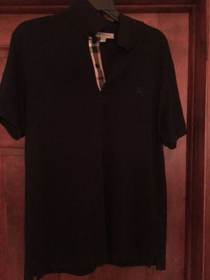 BURBERRY MENS POLO for Sale in East Orange, NJ