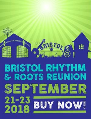 3-Day Pass. Sept. 21-23. Bristol, TN/VA for Sale in Johnson City, TN