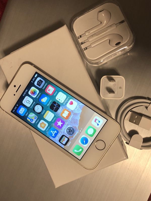 iPhone 5s excellent condition factory unlocked