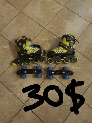 Roller blades for Sale in Dallas, TX