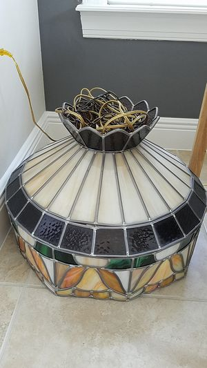 Hanging Tiffany Lamp for Sale in Fort Myers, FL
