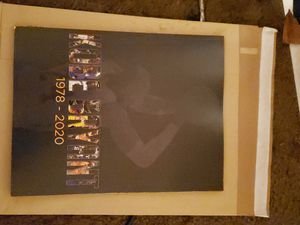 READY TO SHIP ASAP LIMITED EDITION Hard Cover The Los Angeles Kobe Bryant 1978 - 2020 for Sale in Los Angeles, CA