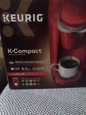 Keurig K Compact for Sale in Knoxville, TN