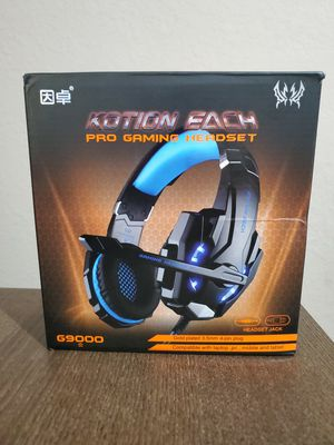 Kotion Each G9000 Gaming Headset for Sale in Pembroke Pines, FL