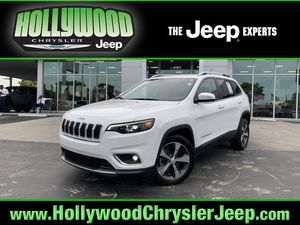2019 Jeep Cherokee for Sale in Hollywood, FL