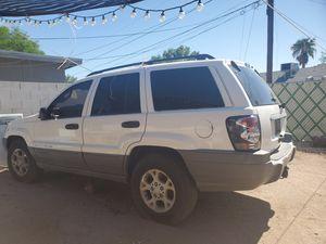 2002 jeep grand cherokee laredo for sale for Sale in Phoenix, AZ