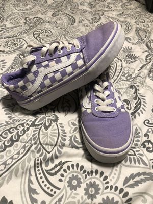 Youth Vans Size 1 for Sale in Elma, WA