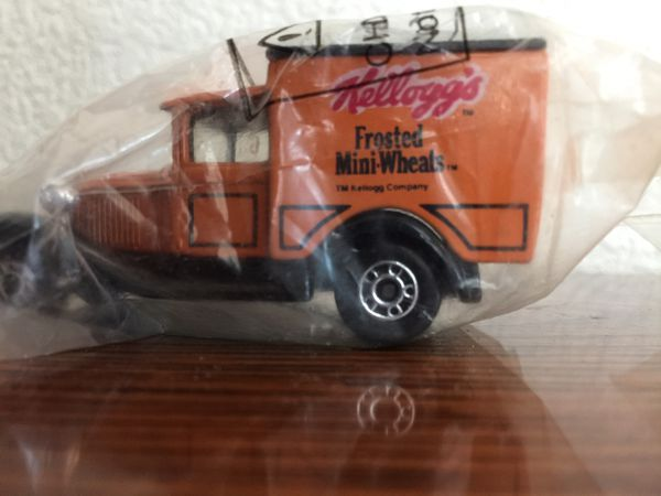 Kellogg's Collectible Toy Cars