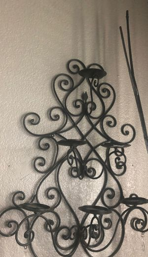 Two black room decorations for Sale in Fort Worth, TX