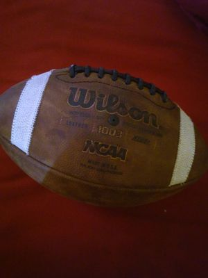 Gst 1003 leather football for Sale in Portland, OR