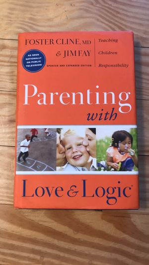 Parenting with Love & Logic Book for Sale in Lynchburg, VA